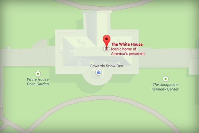 Snowden White House